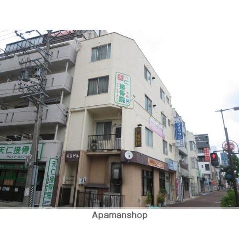 愛知県名古屋市東区、尼ヶ坂駅徒歩14分の築37年 4階建の賃貸マンション