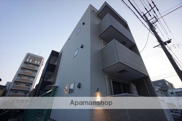 愛知県名古屋市中村区、中村日赤駅徒歩11分の新築 3階建の賃貸アパート