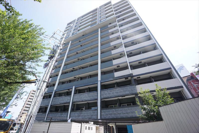 愛知県名古屋市東区、新栄町駅徒歩11分の新築 15階建の賃貸マンション