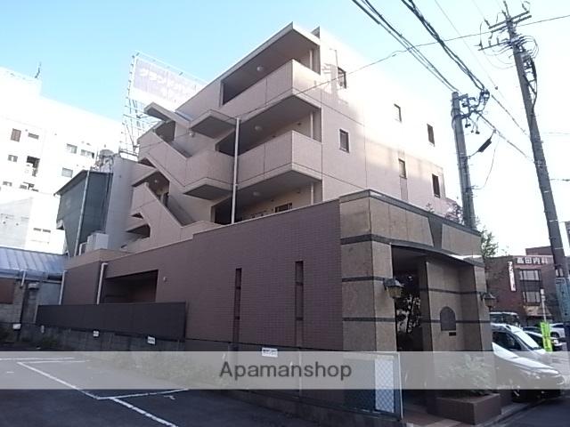 愛知県名古屋市西区、浄心駅徒歩10分の築15年 4階建の賃貸マンション
