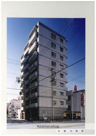 愛知県名古屋市熱田区、金山駅徒歩5分の築15年 9階建の賃貸マンション
