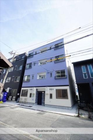 愛知県名古屋市中区、金山駅徒歩12分の新築 4階建の賃貸マンション