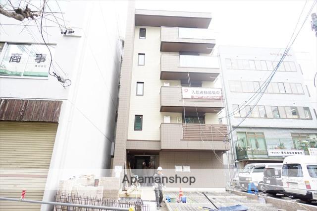 愛知県名古屋市中区、金山駅徒歩12分の新築 5階建の賃貸マンション