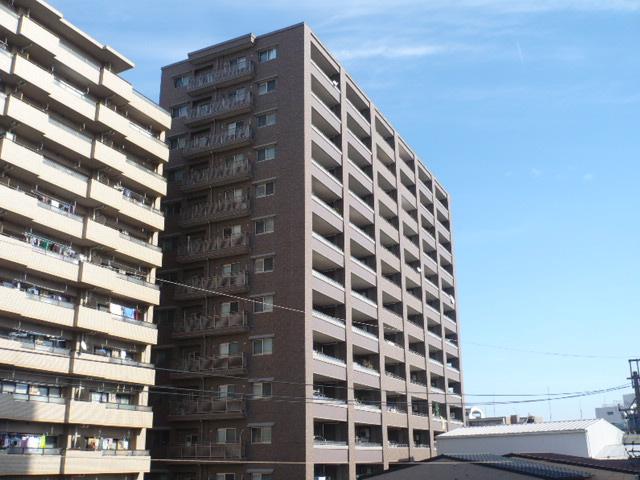 愛知県名古屋市西区、浅間町駅徒歩3分の築10年 14階建の賃貸マンション
