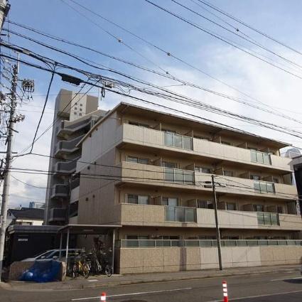 愛知県名古屋市中村区大秋町2丁目[1K/24m2]の外観