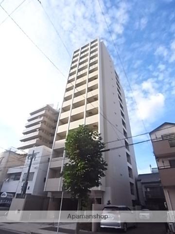愛知県名古屋市中区、上前津駅徒歩6分の築7年 14階建の賃貸マンション
