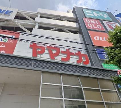 愛知県名古屋市北区平安2丁目[1K/22.68m2]の周辺5