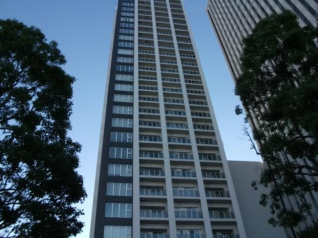 愛知県名古屋市西区、名古屋駅徒歩5分の築7年 29階建の賃貸マンション