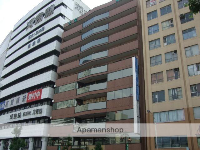 愛知県名古屋市中村区、名古屋駅徒歩3分の築18年 10階建の賃貸マンション