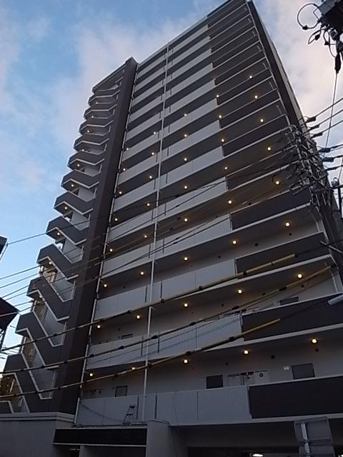 愛知県名古屋市中村区、名古屋駅徒歩10分の築5年 14階建の賃貸マンション
