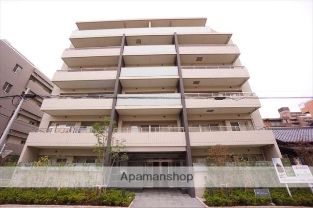 愛知県名古屋市東区、尼ヶ坂駅徒歩14分の築4年 6階建の賃貸マンション