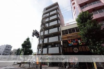 愛知県名古屋市中区、金山駅徒歩6分の築18年 8階建の賃貸マンション