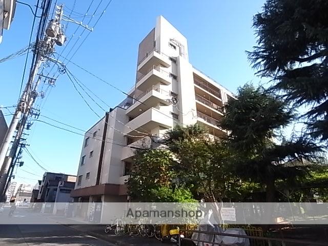 愛知県名古屋市中区、東別院駅徒歩10分の築45年 7階建の賃貸マンション