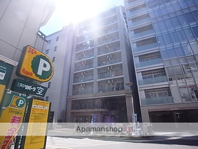 愛知県名古屋市中区、栄町駅徒歩3分の築16年 12階建の賃貸マンション