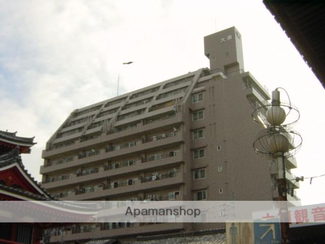 愛知県名古屋市中区、伏見駅徒歩13分の築26年 13階建の賃貸マンション