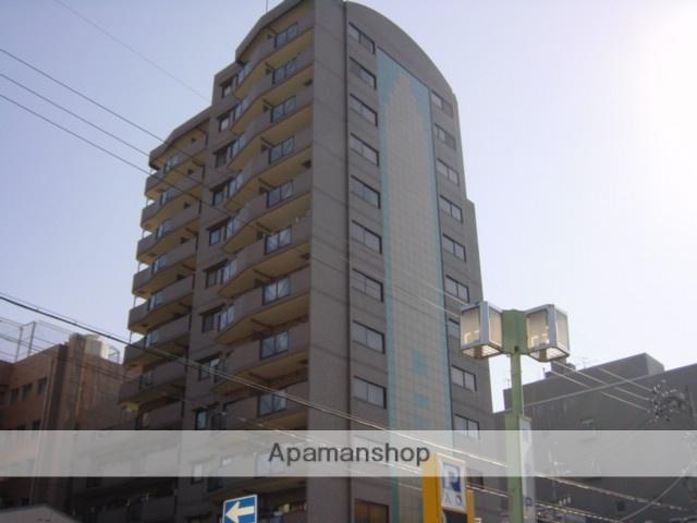 愛知県名古屋市中区、栄町駅徒歩9分の築17年 13階建の賃貸マンション