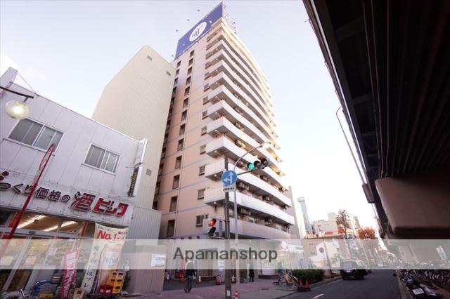 愛知県名古屋市中区、栄町駅徒歩9分の築14年 14階建の賃貸マンション