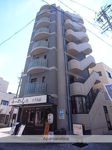 愛知県名古屋市北区、森下駅徒歩10分の築18年 7階建の賃貸マンション