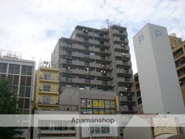 愛知県名古屋市千種区、千種駅徒歩3分の築21年 14階建の賃貸マンション