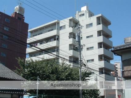 愛知県名古屋市中川区、金山駅徒歩9分の築27年 8階建の賃貸マンション