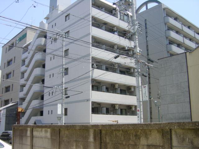 愛知県名古屋市熱田区、東別院駅徒歩10分の築23年 7階建の賃貸マンション
