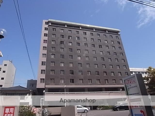 愛知県名古屋市東区、新栄町駅徒歩7分の築43年 11階建の賃貸マンション
