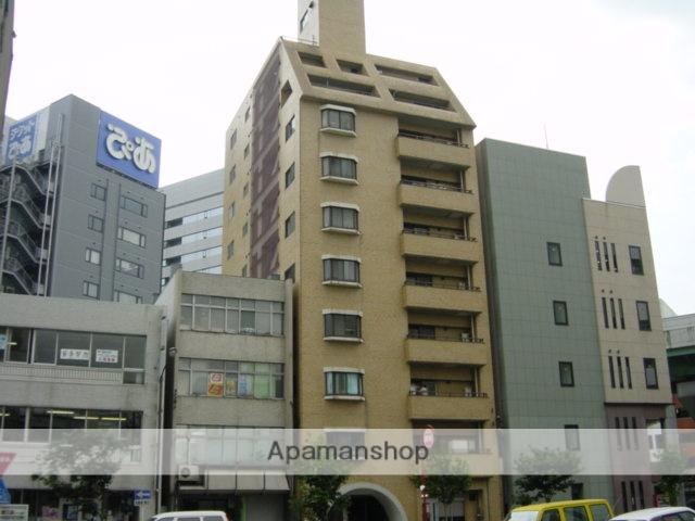 愛知県名古屋市東区、新栄町駅徒歩5分の築33年 10階建の賃貸マンション