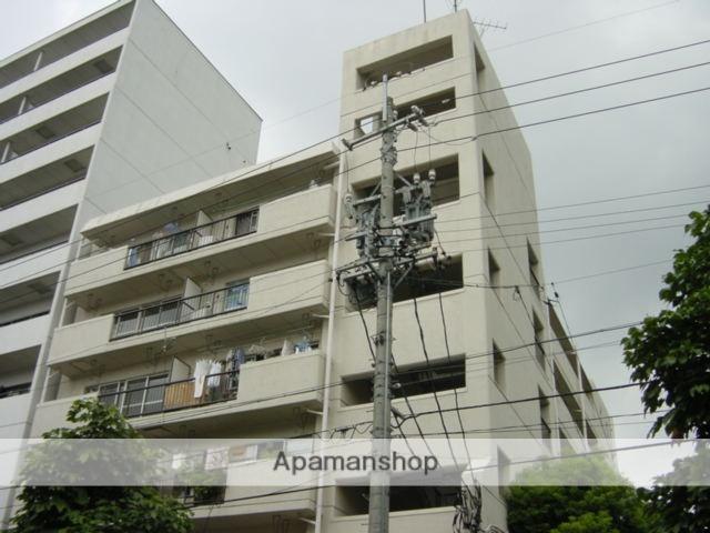 愛知県名古屋市中区、金山駅徒歩11分の築41年 6階建の賃貸マンション