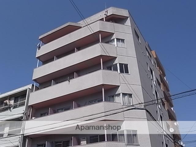 愛知県名古屋市中区、金山駅徒歩13分の築28年 6階建の賃貸マンション