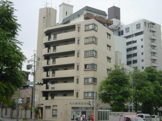 愛知県名古屋市中区、上前津駅徒歩10分の築28年 7階建の賃貸マンション