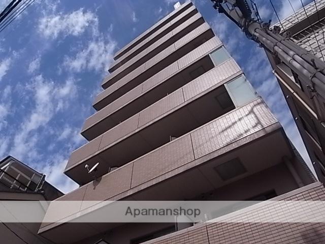 愛知県名古屋市中区、金山駅徒歩7分の築22年 10階建の賃貸マンション