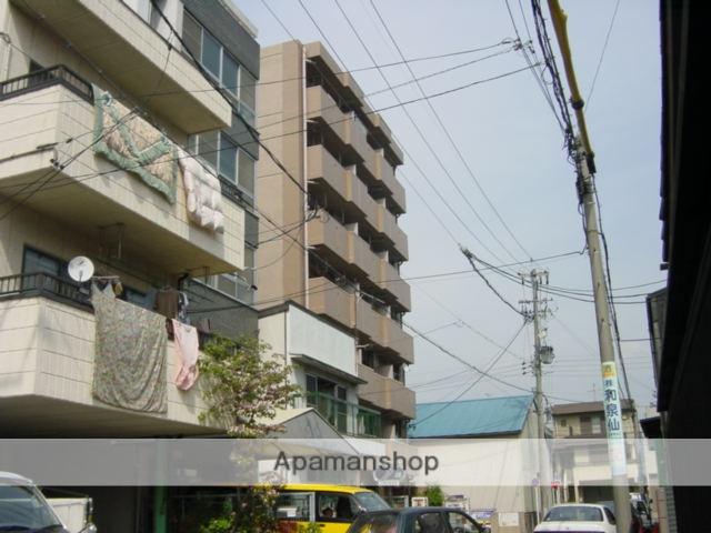 愛知県名古屋市中区、山王駅徒歩10分の築26年 7階建の賃貸マンション