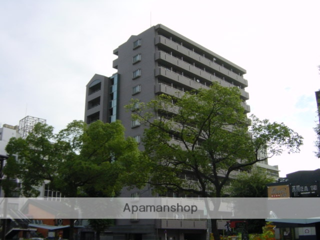 愛知県名古屋市中区、伏見駅徒歩11分の築16年 12階建の賃貸マンション