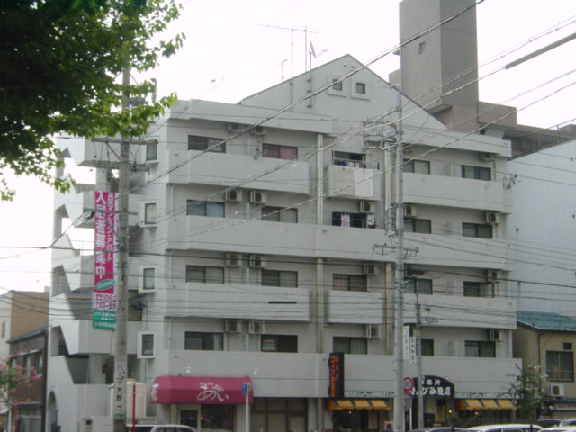 愛知県名古屋市中区、尾頭橋駅徒歩21分の築28年 5階建の賃貸マンション