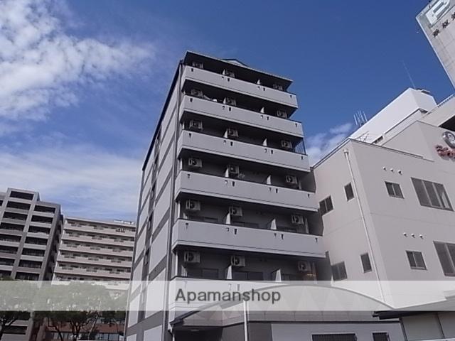 愛知県名古屋市中区、鶴舞駅徒歩7分の築20年 7階建の賃貸マンション