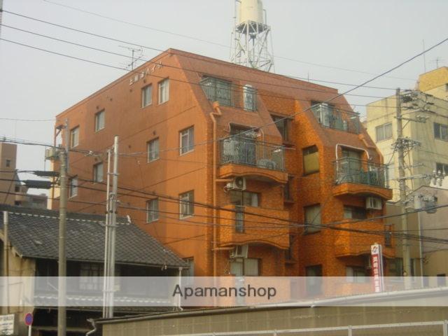 愛知県名古屋市中区、上前津駅徒歩2分の築33年 5階建の賃貸マンション