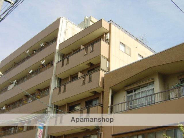 愛知県名古屋市中区、金山駅徒歩16分の築22年 5階建の賃貸マンション