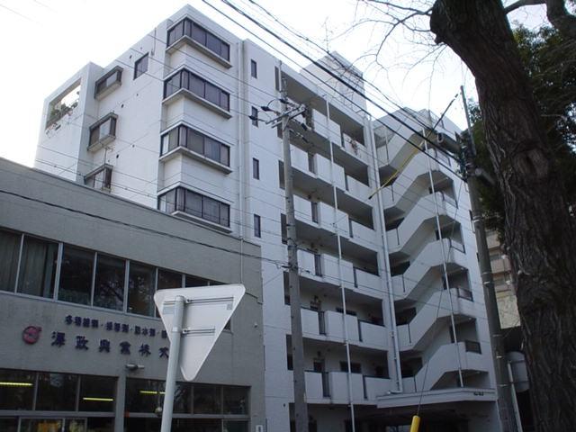 愛知県名古屋市中区、東別院駅徒歩9分の築33年 7階建の賃貸マンション