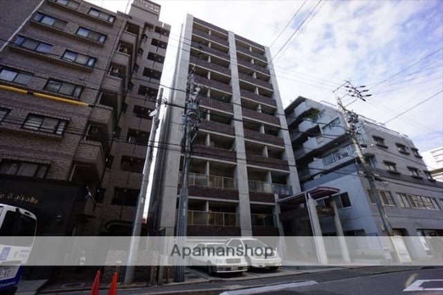 愛知県名古屋市中区、鶴舞駅徒歩10分の築14年 10階建の賃貸マンション