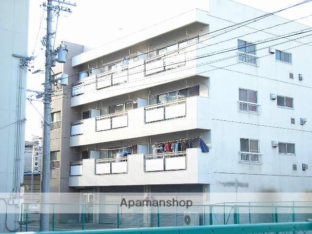 愛知県名古屋市中区、山王駅徒歩14分の築42年 4階建の賃貸マンション