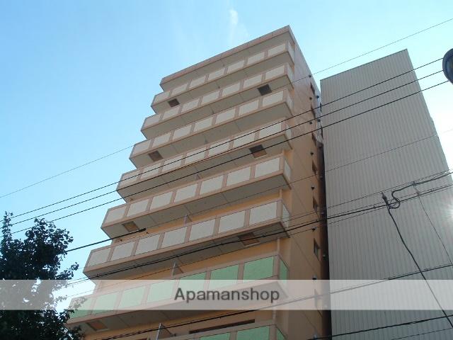 愛知県名古屋市中区、金山駅徒歩10分の築16年 11階建の賃貸マンション