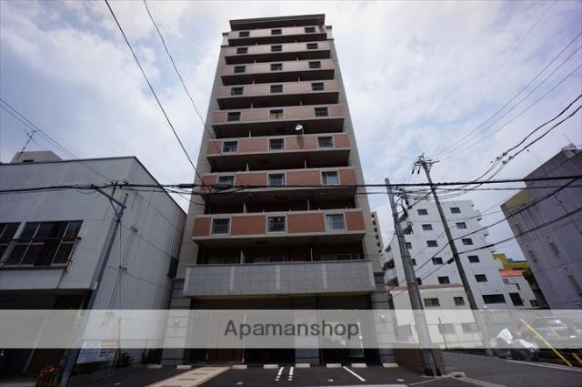 愛知県名古屋市中区、鶴舞駅徒歩10分の築12年 10階建の賃貸マンション