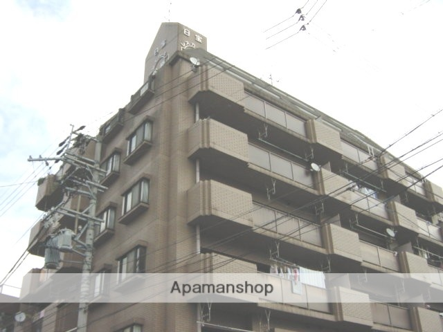 愛知県名古屋市中区、山王駅徒歩10分の築28年 8階建の賃貸マンション