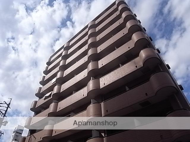愛知県名古屋市熱田区、尾頭橋駅徒歩15分の築23年 9階建の賃貸マンション