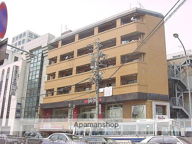 愛知県名古屋市熱田区、東別院駅徒歩11分の築33年 6階建の賃貸マンション