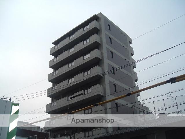 愛知県名古屋市西区、浅間町駅徒歩6分の築12年 9階建の賃貸マンション