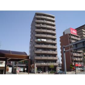 愛知県名古屋市西区、庄内通駅徒歩13分の築19年 11階建の賃貸マンション