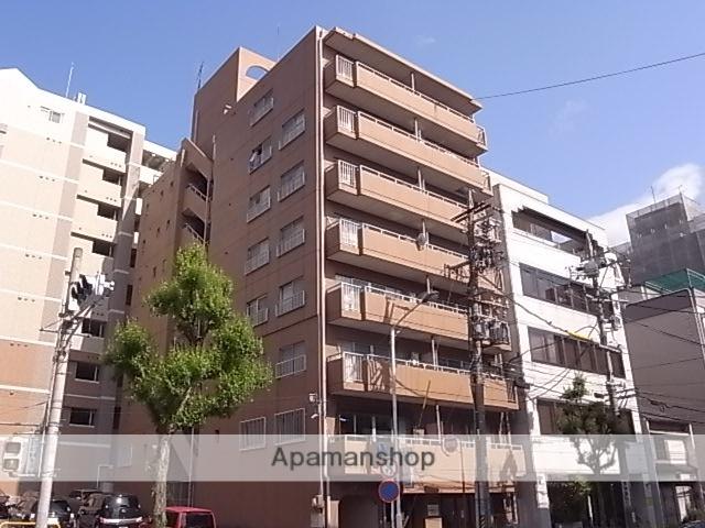 愛知県名古屋市中区、浅間町駅徒歩11分の築32年 8階建の賃貸マンション