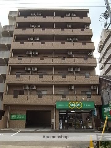 愛知県名古屋市北区、上飯田駅徒歩9分の築19年 7階建の賃貸マンション