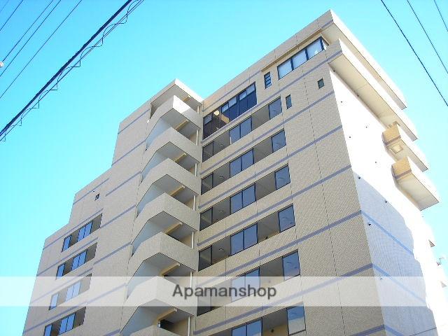 愛知県名古屋市西区、浅間町駅徒歩7分の築11年 10階建の賃貸マンション
